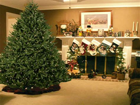 decorations top rated artificial christmas trees balsam