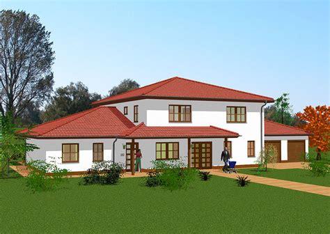 haus bauen architekt architektur haus mit einliegerwohnung bauen elw typz2241