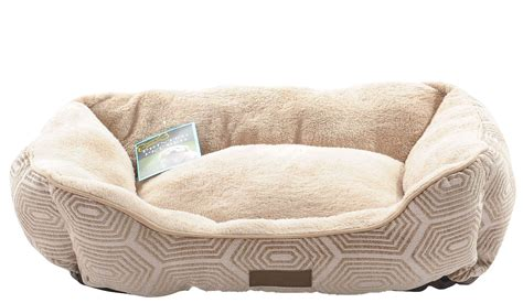plush bed not just another southern gal comfy pooch plush soft pet