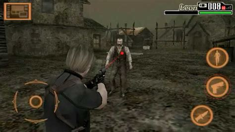 resident evil for android resident evil 4 android apk