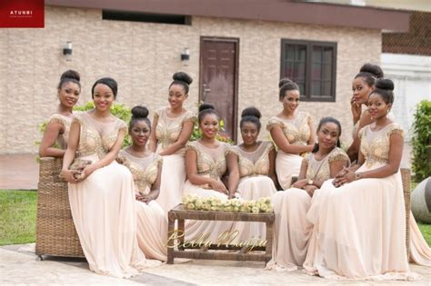 bridal train dresses and styles in nigeria bellanaija chief bridesmaid dresses in nigeria bridal