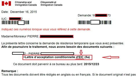 Lettre De Demande De Visa Pour Le Canada Lettre D Invitation Pour Demande De Visa Au Canada Infoinvitation Co