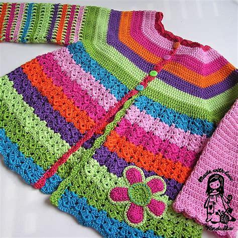 flower pattern cardigan flower cardigan updated version february 2013 magic