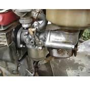 Carburateur Motoculteur Honda F42 /g42  Recherche