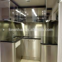 stainless steel kitchen cabinets interesting white