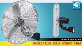 oscillating wall mount fan 30 diameter fans wall fans deluxe oscillating wall mount fan 30
