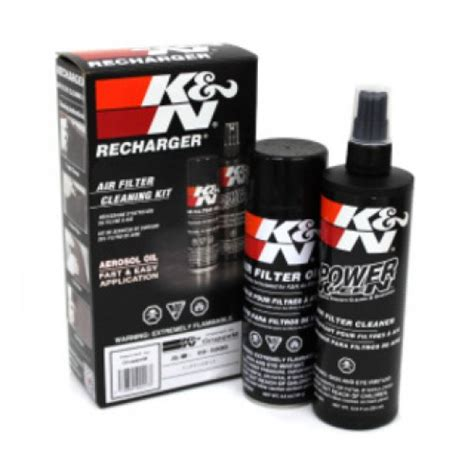 Kn Cleaning Kit k n air filter cleaning kit 99 5000