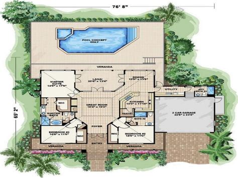 modern mansion floor plans luxury modern house plans without large outlays modern