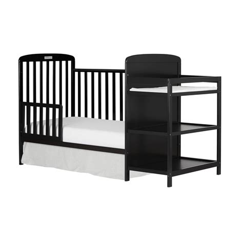 4 In 1 Baby Crib And Changing Table Combo Furniture Full Baby Crib And Changing Table