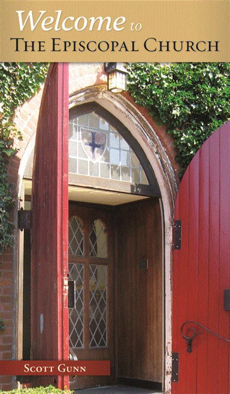 welcome to the episcopal church phlet gunn
