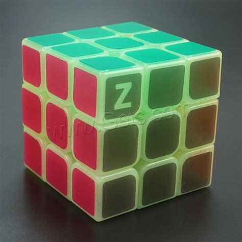 pattern magic cube plastic magic cube with letter pattern multi colored