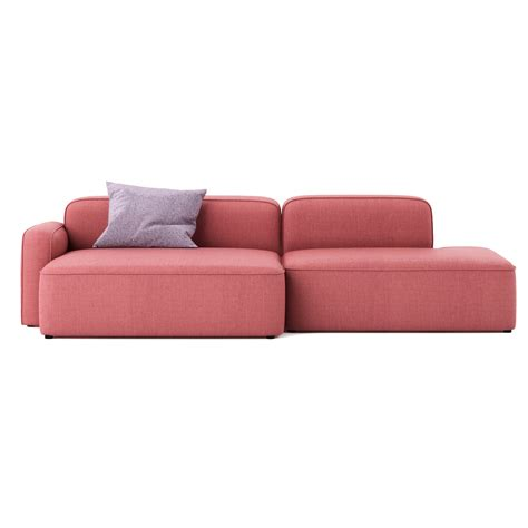 Lounge Chaise Sofa by Rope Sofa Chaise Lounge Left By Normann Copenhagen Dimensiva
