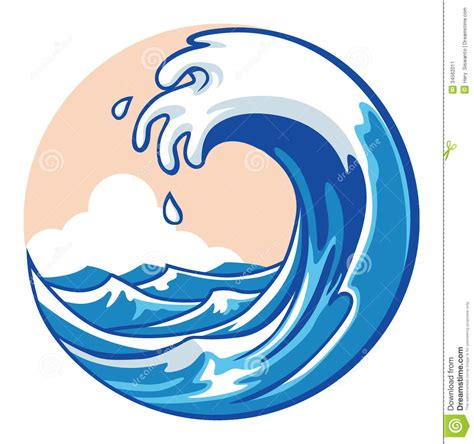 clipart waves wave clipart clipart panda free clipart images
