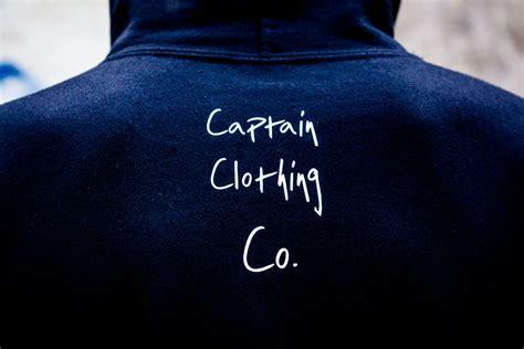 captain clothing captain clothing co est 2015