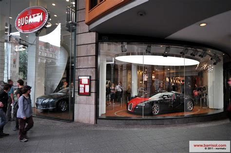 bugatti showroom bugatti showroom germany projet d exception barrisol