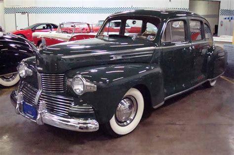 1942 lincoln zephyr 1942 lincoln zephyr 4 door sedan