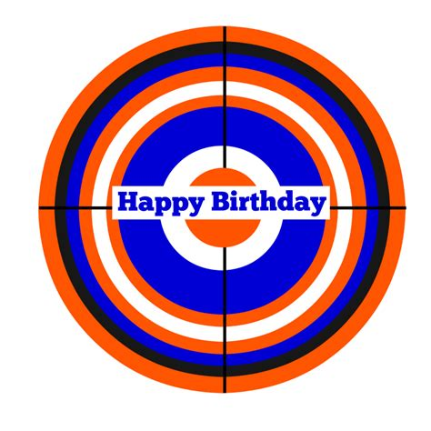 printable nerf images right on target nerf gun birthday party fun squared