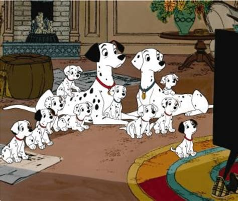 Disney S 101 Dalmatians how 101 dalmatians saved disney animation geekmom