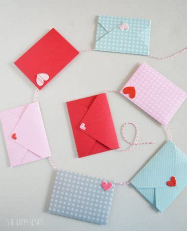 small envelopes for new year mini envelope banner the happy scraps