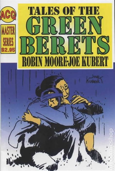married to an tales of an ex books tales of the green berets 2000 acg comic books