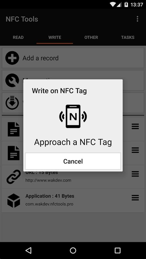 what is nfc on my android nfc tools android apps on play