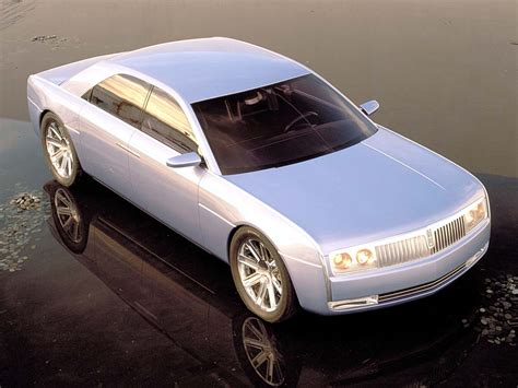 lincoln supercar 2002 lincoln continental concept lincoln supercars net