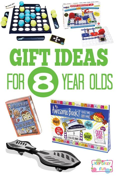 gifts for 8 year olds itsy bitsy fun