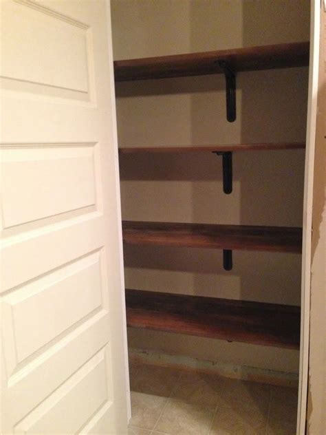 how to build pantry shelves building a kitchen pantry on a budget