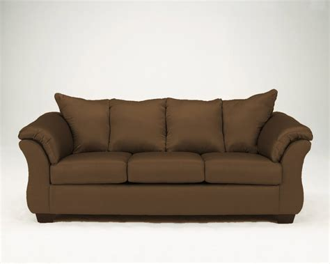 ashley furniture sleeper sofa darcy coffee sofa sleeper signature design by ashley furniture