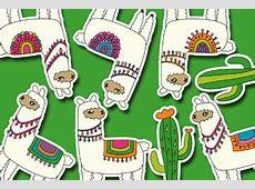 Cute Llama Alpaca Clipart by DarraKadisha   Teachers Pay ... Free Clipart For Teachers Pay Teachers