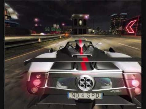 mod game underground 2 need for speed underground 2 car mod pagani zonda cinque