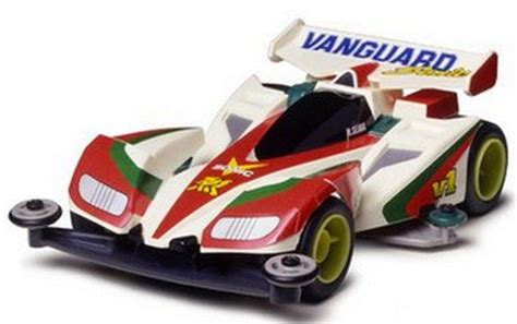 Tamiya Image Mini 4wd Let S Go Series Mighty Tridagger tamiya 19407 1 32 mini 4wd car kit 1 chassis jr vanguard sonic let s go ebay