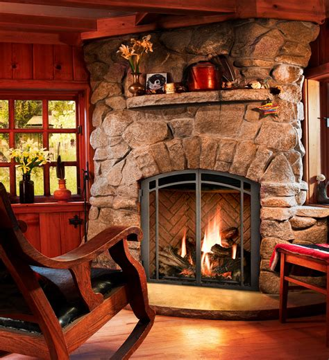 Warm Fireplace by Image Gallery Warm Fireplace