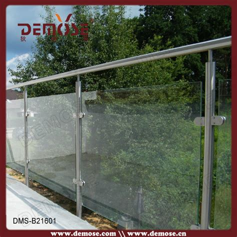 glasgeländer kaufen glas balkon design