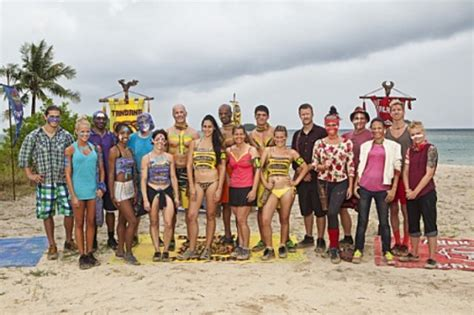 the challenge season 1 fall 2012 survivor philippines cast photos tv equals