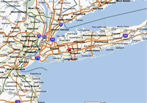 ny boat show map directions long island boat show