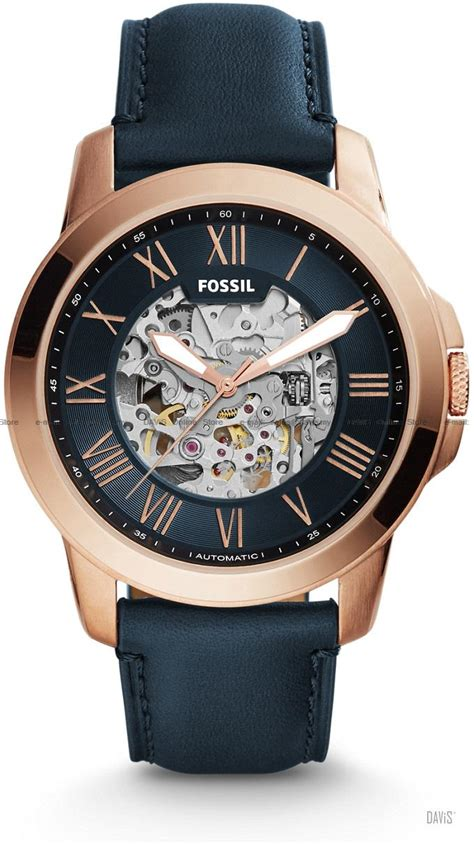 Fossil Me3102 Original fossil me3102 s grant automatic end 10 1 2018 7 19 pm