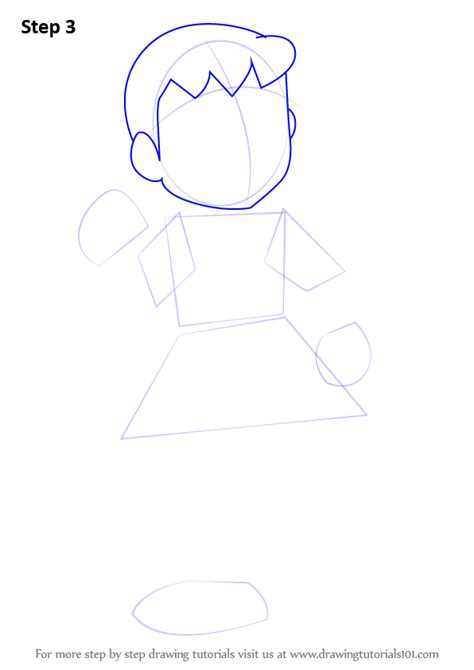 How To Draw Doraemon Learn How To Draw Shizuka From Doraemon Doraemon Step By