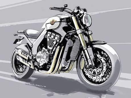 Motorrad Honda V6 by Horex Vr6 Returns Ahead Of Schedule Motorbike Writer