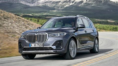 bmw  arrives bringing brawny face   seat suv segment