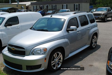 2009 Hhr Ss by 2009 Chevrolet Hhr Ss Wagon 4 Door 2 0l