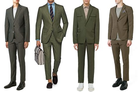 the best men s spring colored suits divine style the best green suits for men this spring british gq