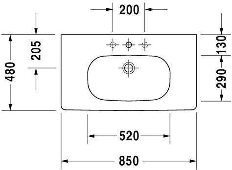 lavandini bagno dwg d code washbasin furniture washbasin 034285 duravit