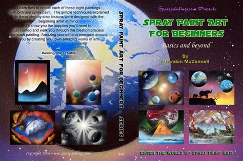 spray paint beginner spray paint for beginners dvd spacepaintings