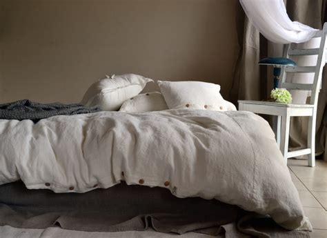 Linen Comforter by Rustic Duvet Cover White Linen