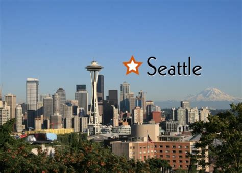 Mba Internships Seattle by 10 Interesting Seattle Facts My Interesting Facts