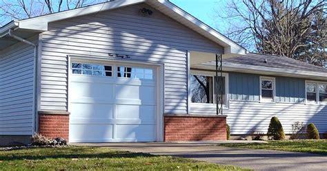 ab garage doors ab garage doors recessed panel 2294