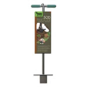 home depot sod lewis tools sod plugger 100505409 the home depot