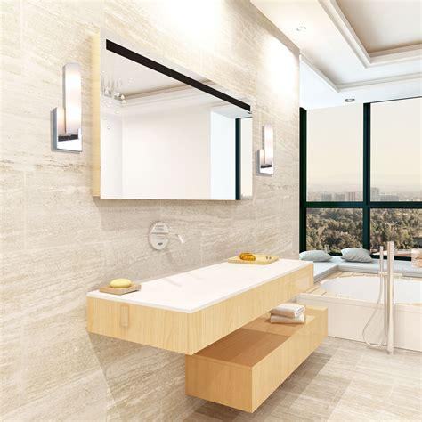 Light Sconces For Bathroom by Top 10 Bathroom Lighting Ideas Design Necessities