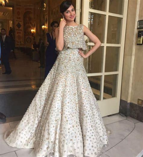 bollywood actress formal dress top 10 long evening dresses worn by bollywood actresses in